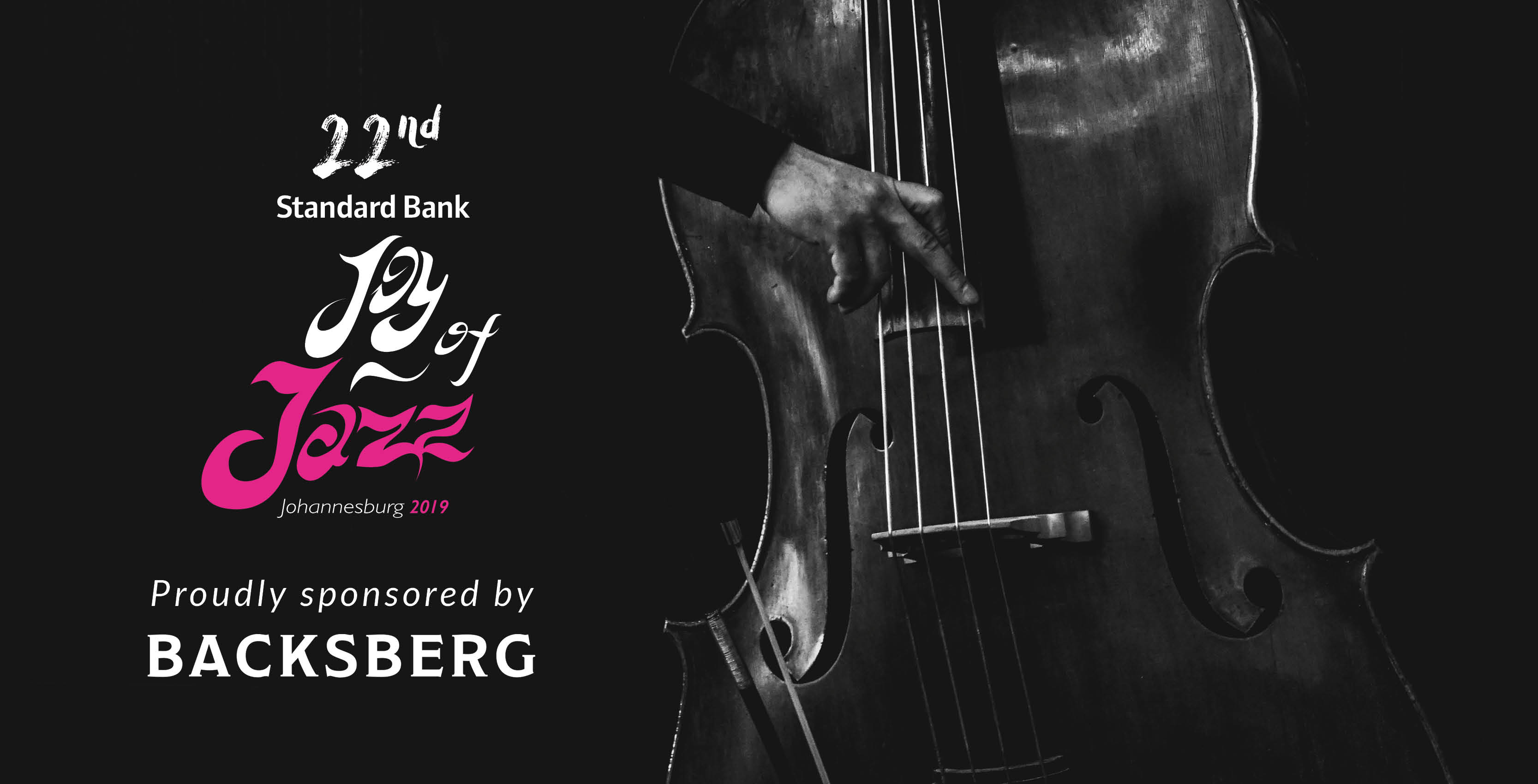 Backsberg Joy of Jazz 2019